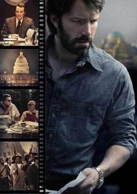 Argo movie poster (2012) poster MOV_ed11ebda