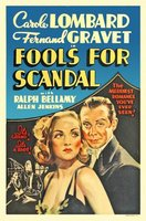 Fools for Scandal movie poster (1938) picture MOV_ed129645