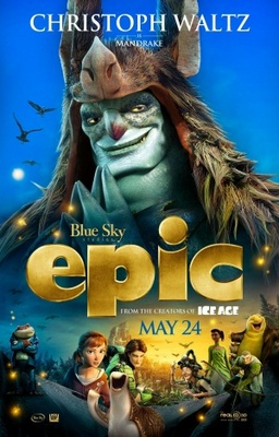 Epic movie poster (2013) poster MOV_ed1ee25f