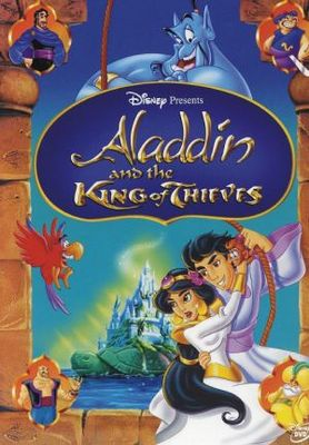Aladdin And The King Of Thieves movie poster (1996) poster MOV_ed210bdd