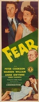 Fear movie poster (1946) picture MOV_ed257225