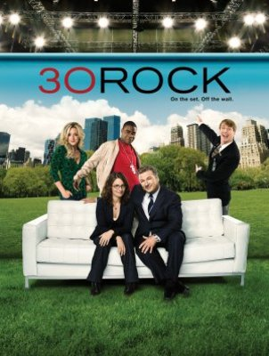 30 Rock movie poster (2006) poster MOV_ed2e66ef