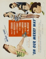 On Our Merry Way movie poster (1948) picture MOV_ed3067de
