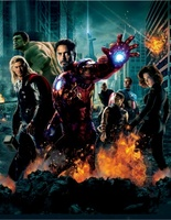 The Avengers movie poster (2012) picture MOV_ed316b03