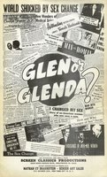 Glen or Glenda movie poster (1953) picture MOV_ed31e1db