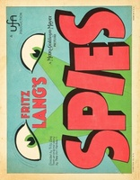 Spione movie poster (1928) picture MOV_ed355c15