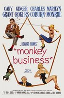 Monkey Business movie poster (1952) picture MOV_ed357d49