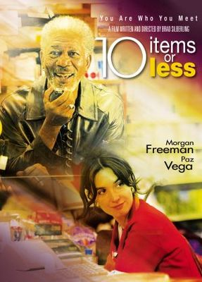 10 Items or Less movie poster (2006) poster MOV_ed3c8d4a