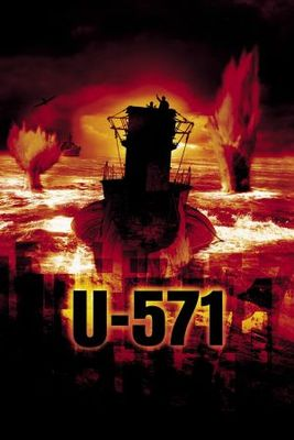U-571 movie poster (2000) poster MOV_ed3fc9f9