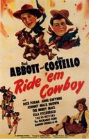 Ride 'Em Cowboy movie poster (1942) picture MOV_ed40f861