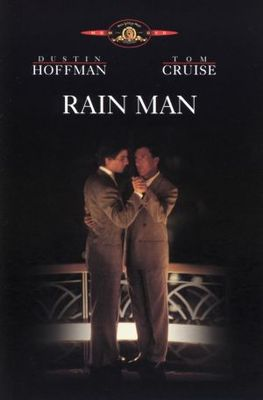 Rain Man movie poster (1988) poster MOV_ed411e86