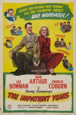 The Impatient Years movie poster (1944) poster MOV_ed430b13