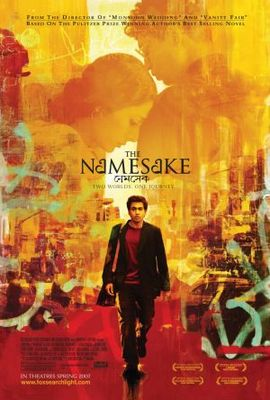The Namesake movie poster (2006) poster MOV_ed4c098e