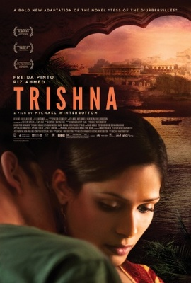 Trishna movie poster (2011) poster MOV_ed4dca8c
