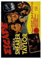 Escape movie poster (1940) picture MOV_ed4e2ccc