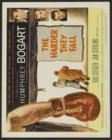 The Harder They Fall movie poster (1956) picture MOV_ed53ae96