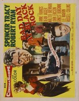 Bad Day at Black Rock movie poster (1955) picture MOV_ed53b629