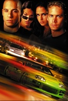 The Fast and the Furious movie poster (2001) picture MOV_ed5b745c