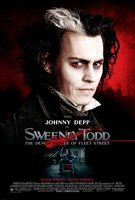Sweeney Todd: The Demon Barber of Fleet Street movie poster (2007) picture MOV_ed709b85