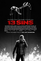 13 Sins movie poster (2014) picture MOV_ed7171fb