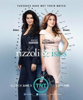 Rizzoli & Isles movie poster (2010) picture MOV_ed7aed57