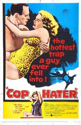 Cop Hater movie poster (1958) poster MOV_ed7b745f
