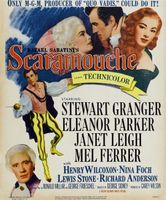 Scaramouche movie poster (1952) picture MOV_ed7cbb40