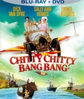 Chitty Chitty Bang Bang movie poster (1968) picture MOV_ed8448c5