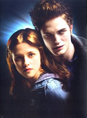 Twilight movie poster (2008) poster MOV_ed84bea0