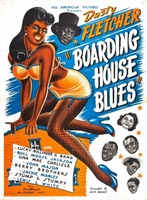 Boarding House Blues movie poster (1948) picture MOV_ed86e8d7