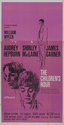 The Children's Hour movie poster (1961) poster MOV_ed98c3de