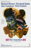 The Comedians movie poster (1967) picture MOV_ed9acf05