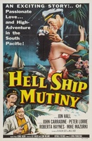 Hell Ship Mutiny movie poster (1957) picture MOV_eda38738
