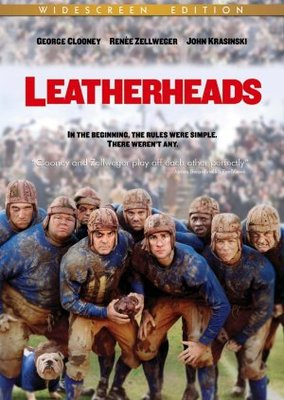 Leatherheads movie poster (2008) poster MOV_edb326c4