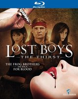 Lost Boys: The Thirst movie poster (2010) picture MOV_edb47513