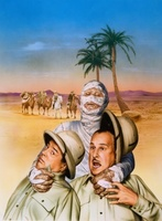 Abbott and Costello Meet the Mummy movie poster (1955) picture MOV_edb495b2