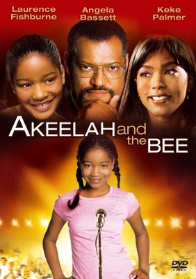 Akeelah And The Bee movie poster (2006) poster MOV_edb4aacb