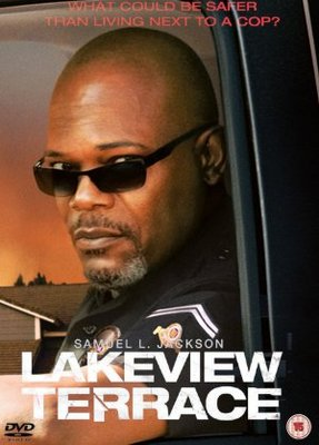 Lakeview Terrace movie poster (2008) poster MOV_edb7adaf