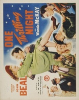 One Thrilling Night movie poster (1942) picture MOV_edc0c498