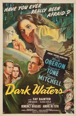 Dark Waters movie poster (1944) poster MOV_edc9a353