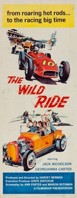 The Wild Ride movie poster (1960) poster MOV_edcb3ac3