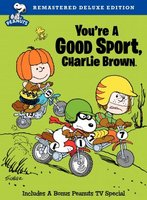 You're a Good Sport, Charlie Brown movie poster (1975) picture MOV_edcbab73
