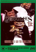 Ghoulies III: Ghoulies Go to College movie poster (1991) picture MOV_edcd7fa5