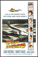 Crash Landing movie poster (1958) picture MOV_edcde7c6