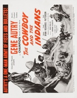 The Cowboy and the Indians movie poster (1949) picture MOV_edd51fe5