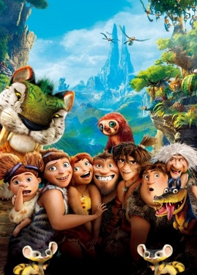 The Croods movie poster (2013) poster MOV_edd8153e