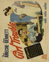 Girl Trouble movie poster (1942) picture MOV_edddbf04