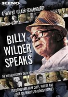 Billy Wilder Speaks movie poster (2006) picture MOV_eddee137