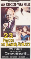 23 Paces to Baker Street movie poster (1956) picture MOV_ede44d6b