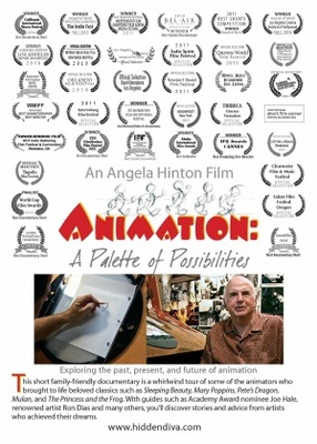 Animation: A Palette of Possibilities movie poster (2010) poster MOV_ede70612